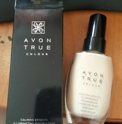 Foundation avon true