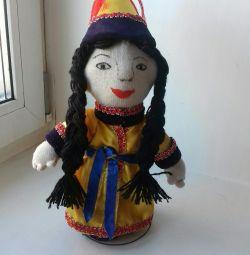 κούκλες σε κοστούμια