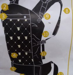 Ergo-rucksack / sling