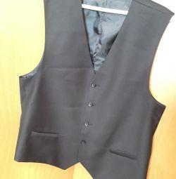Vest man's NEW