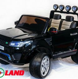Electric Range Rover XMX 601 removable battery