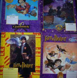 Notebooks Harry Potter + Bonus.