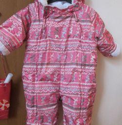 Transforming overalls winter Finnish