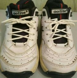 Pantofi din piele _28r.