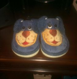 Slippers for 100
