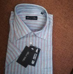 Рубашка мужская Alfred Muller