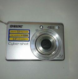 Camera SONY DSC-S730