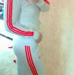 sport suit adidas