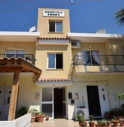 Two bedroom apartment in Chloraka, Paphos
