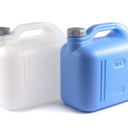 Canisters for ethyl alcohol