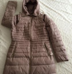 Women's down jacket rr XL
