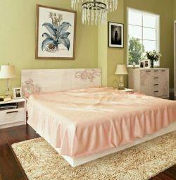Кровать Винтаж двуспальная