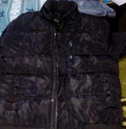 Χειμερινό σακάκι νέων ανδρών