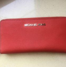 Michael Kors Τσάντα με κόκκινο πρωτότυπο