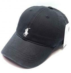 Бейсболка Polo Ralph Lauren (черный)