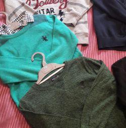 Sweatshirts for a boy