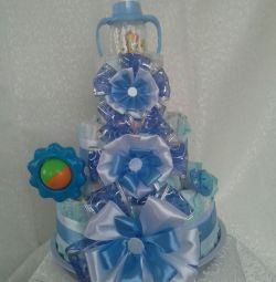 Pampers Cakes