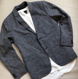 Мужской пиджак H&M🔥
