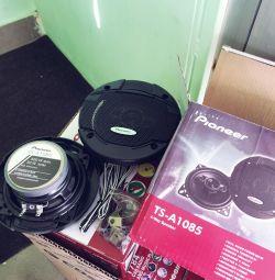 Speakers pancakes auto pioneer