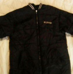 Куртка Columbia, на синтепоні.