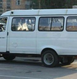 Gazelle bus