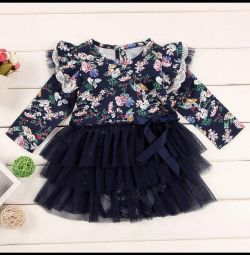 Noua corset pentru copii - rochie