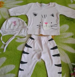 Jumpsuits and suits for girls