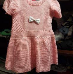 Yeni örme elbise