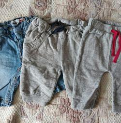 Ρούχα για το αγόρι 56-62r