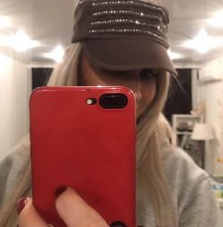 New fashionable cap / cap with rhinestones