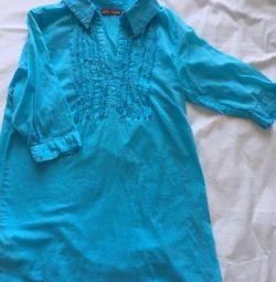 Μακρύ πουκάμισο