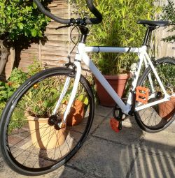 Fuji Track Comp Single Speed ​​/ Fixie Bike