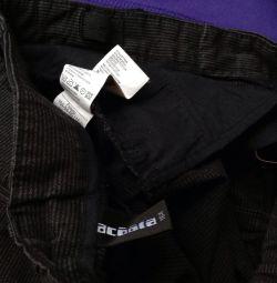 Νέα γυναικεία παντελόνια 40-42 / XS