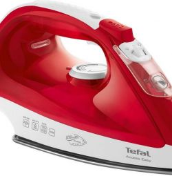New ceramics, auto off Iron Tefal FV 1543 E0