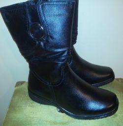 Χειμώνας μπότες νέα 38 r