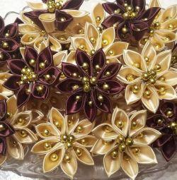 Flori pentru decoratiuni de cadouri