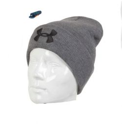 Hat Under Armor (gray)