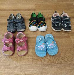Pantofi 23-24 rr