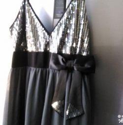 Платье Befree свободное от груди(можно для берем.)