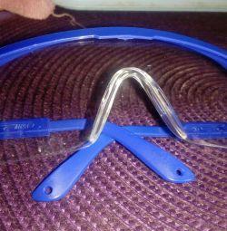 Güvenlik gözlükleri