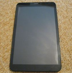 Tablet for Ginzzu parts