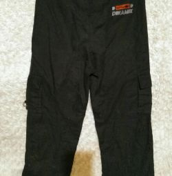 Pantaloni confortabil cu buzunare