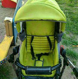 Bebek Arabası 2'si 1 Arada