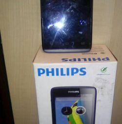 Philips yedek parçalar için telefon