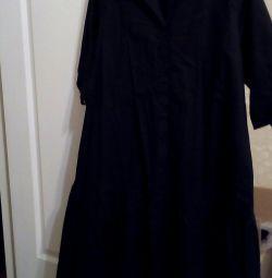 Μόδα φόρεμα - πουκάμισο