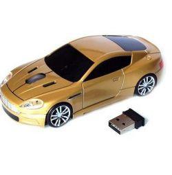 Ασύρματο οπτικό ποντίκι Aston Martin