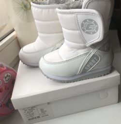 Winter boots 21 size