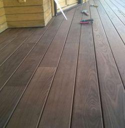 Deck Board Larch