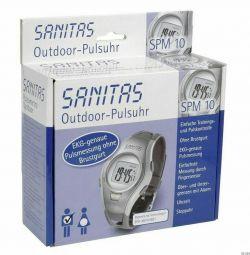 Watches-Heart Rate Monitor Sanitas SPM10 Beurer