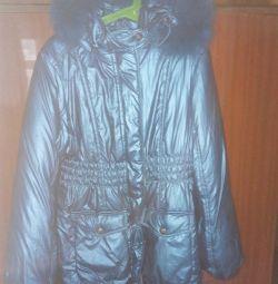 Курточка на девочку.Зима